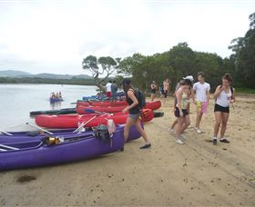 Canoe and Kayak Adventures - Geraldton Accommodation