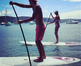 Avalon Stand Up Paddle - Geraldton Accommodation