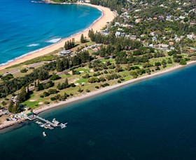 Palm Beach Golf Course - Geraldton Accommodation