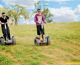 Segway Dude - Geraldton Accommodation