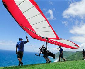 Hang gliding Oz - Geraldton Accommodation
