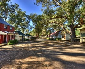 The Australiana Pioneer Village Ltd - Geraldton Accommodation