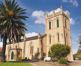 St Stephens Anglican Church - Geraldton Accommodation