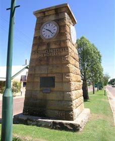 Major Mitchell Memorial - Geraldton Accommodation