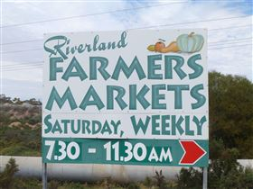 Riverland Farmers Market - Geraldton Accommodation