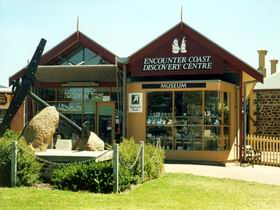 Encounter Coast Discovery Centre and The Old Customs and Station Masters House - Geraldton Accommodation