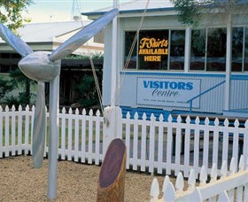 Charleville - Royal Flying Doctor Service Visitor Centre - Geraldton Accommodation
