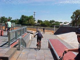 Charleville - Skate Park - Geraldton Accommodation