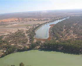 Thegoa Lagoon and Reserve - Geraldton Accommodation