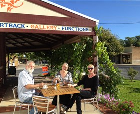 Artback Australia Gallery and Cafe - Geraldton Accommodation
