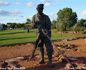 Cobar Miners Heritage Park - Geraldton Accommodation