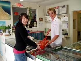 Lacepede Seafood - Geraldton Accommodation