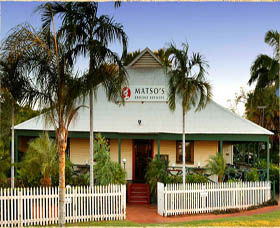 Matsos Broome Brewery and Restaurant - Geraldton Accommodation