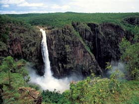 Wallaman Falls Girringun National Park - Geraldton Accommodation