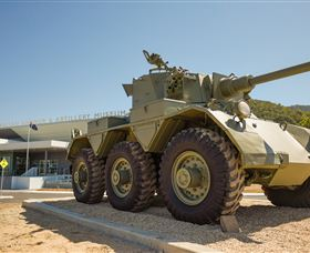The Australian Armour and Artillery Museum - Geraldton Accommodation
