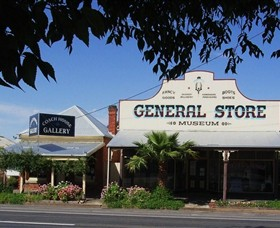 Coach House Art Gallery and Museum - Geraldton Accommodation