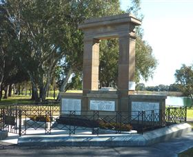 Memorial Park and Garden - Geraldton Accommodation