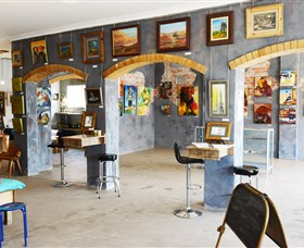 Splatter Gallery and Art Studio - Geraldton Accommodation