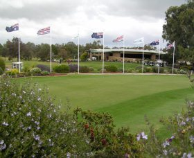 Tocumwal Golf Club - Geraldton Accommodation