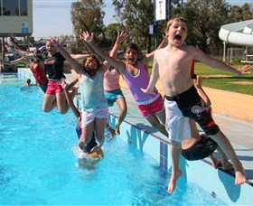 Dubbo Aquatic Leisure Centre - Geraldton Accommodation