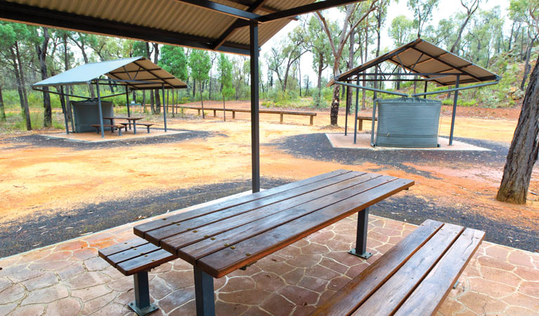 Salt Caves picnic area - Geraldton Accommodation