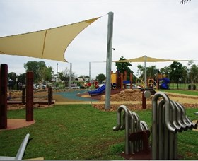 Livvi's Place Playground - Geraldton Accommodation