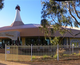 McFeeters Motor Museum and Visitor Information Centre - Geraldton Accommodation