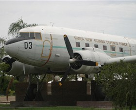 Big Plane in Moree - Geraldton Accommodation
