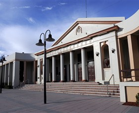 Moree Heritage and Art Deco Guided Walk - Geraldton Accommodation