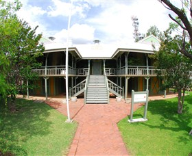 Moree Lands Office Historical Building - Geraldton Accommodation