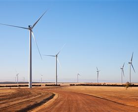Merredin Collgar Wind Farm - Geraldton Accommodation