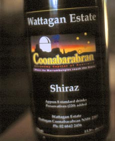 Wattagan Estate Winery - Geraldton Accommodation
