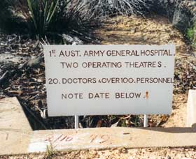 Army General Hospital Site - Geraldton Accommodation