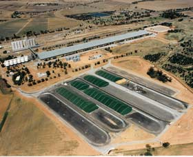 Co-operative Bulk Handling CBH Wheat Storage and Transfer Depot - Geraldton Accommodation