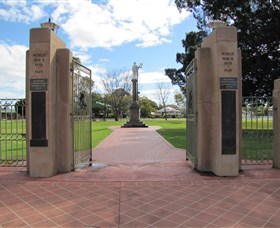 Goondiwindi War Memorial - Geraldton Accommodation