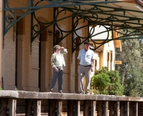 Federation Story Self Guided Walking Tour - Geraldton Accommodation