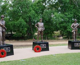 VC Memorial Park - Honouring Our Heroes - Geraldton Accommodation