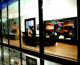 National Art Glass Collection - Geraldton Accommodation