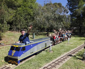 Willans Hill Miniature Railway - Geraldton Accommodation