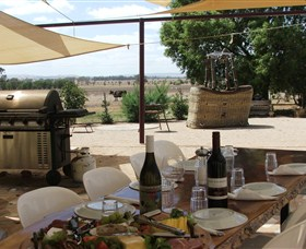 Toms Waterhole Wines - Geraldton Accommodation