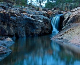 Gooram Falls - Geraldton Accommodation