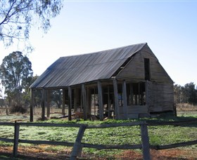 Cobb and Co Stables Morven - Geraldton Accommodation