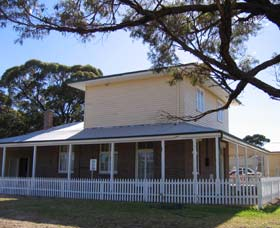 Restored Australian Inland Mission Hospital - Geraldton Accommodation