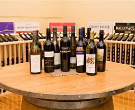 Hilltops Region Wine Cellar - Geraldton Accommodation