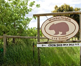 Wombat Heights Orchard and Grog Shed - Geraldton Accommodation