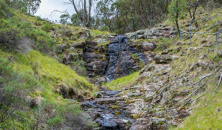 Hopetoun Falls walking track - Geraldton Accommodation