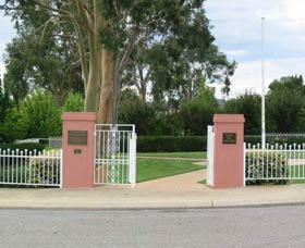 Japanese and Australian War Cemeteries