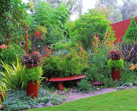 Out of Town Nursery and Humming Garden - Geraldton Accommodation