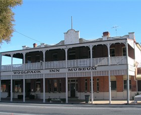 Woolpack Inn Museum - Geraldton Accommodation