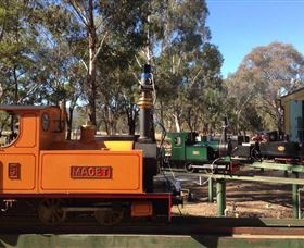 Mudgee Miniature Railway - Geraldton Accommodation